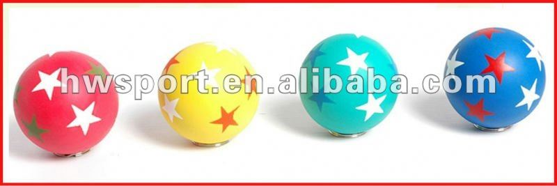 colorful rubber ball,sponge ball