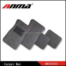 hot sale high quality carpet mat with car floor mat fasteners