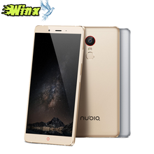 For ZTE nubia z11 max android smartphone new mobile phone 4GB/64GB Snapdragon 652 4000mAh Bluetooth 4.1 Version Gold/Silve/Gray