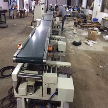 Customized PVC belt conveyor mobile phone assembly line for transportation