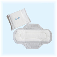 OEM High Absorbent Cotton Lady shuya anion sanitary napkin