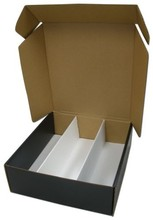 custom folding wine carton box packaging box