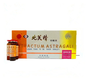 Energy Drinks-Astragali Extract