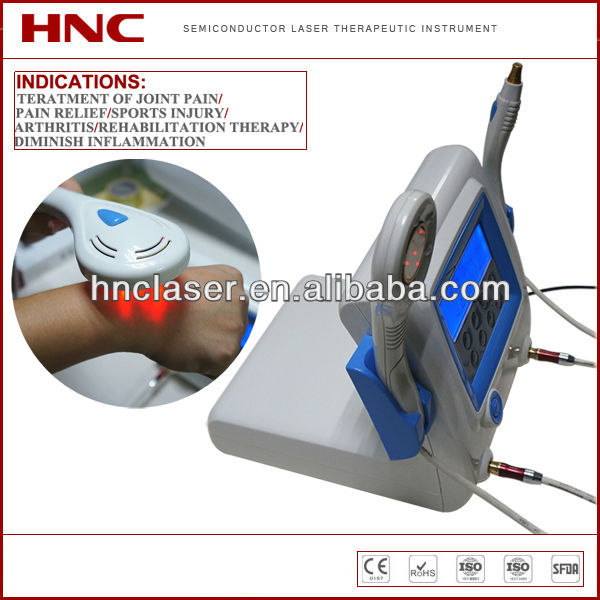 Rheumatic arthritis laser acupuncture therapy instrument