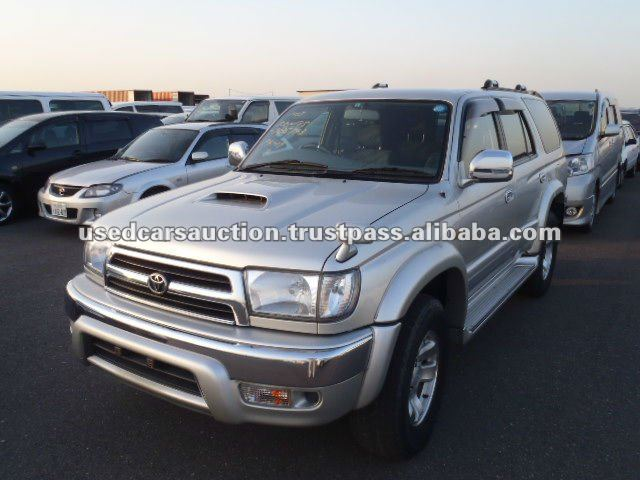 Used Car Toyota Hilux Surf Diesel