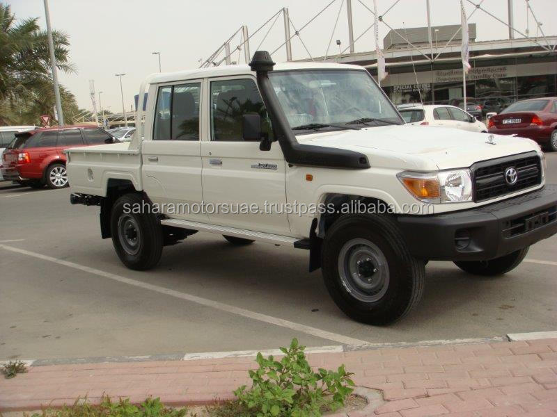 2014 MODEL LAND CRUISER DOUBLE CAB PICKUP DIESEL