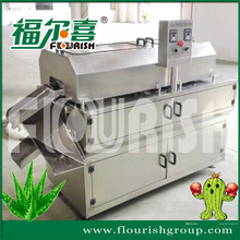 Hot sale industrial aloe vera peeling gel processing machine