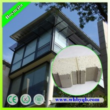 EPS Sandwich Panel Material and Hotel Use prefab modular house