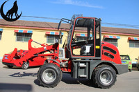 ZL08, 800kgwheel loader, popolar in Europe market