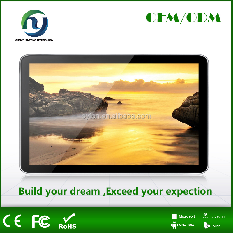 wall mountable advertising display ads lcd tv