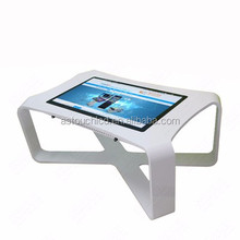 42 Inch 10 points capacitive touch screen coffee table