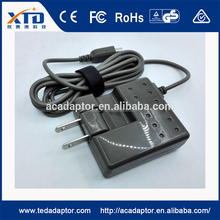 High quality 10w 5v1a charger adapter for video game console charger