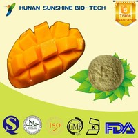 No Pigment Instant Organic Fruit Flour as Raw Material for Food and Beverage