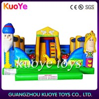 inflatable kids funland jumping amusement park,jumping slide funcity,games inflatables