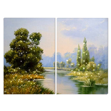 Wholesale Home Decor Fashion Natural Scenery Wall Decoration Painting