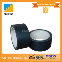 With High Quality And Low Price Nature Rubber Adhesive PVC Floor Marking Tape
