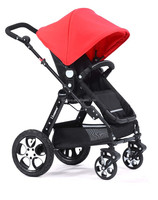2015 Multi color combination new design Baby doll pram stroller