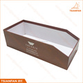 Simple style custom cardboard sample box stone sample box