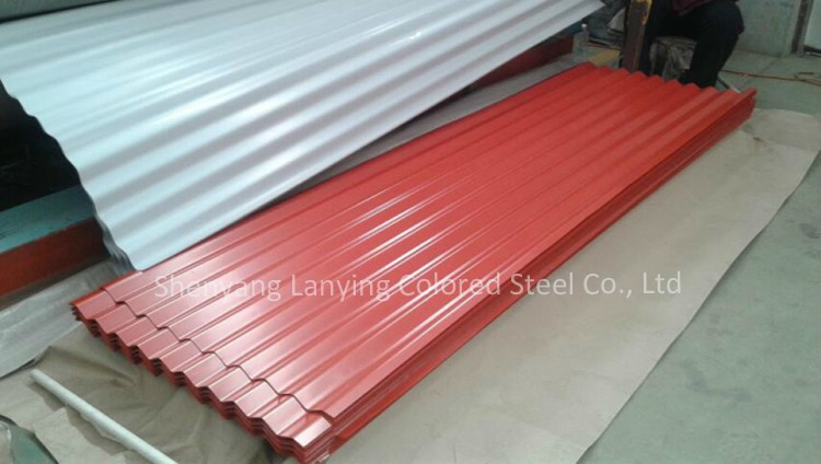 popular lowes corrugated metal roof tile