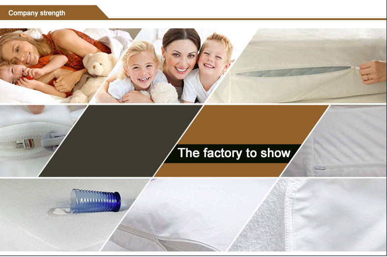 Professional spring mattress cover with high quality