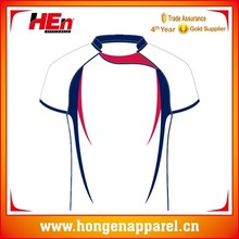 Professional Field V Neck Rugby Jersey,Simple Rugby Wear With Classic Design