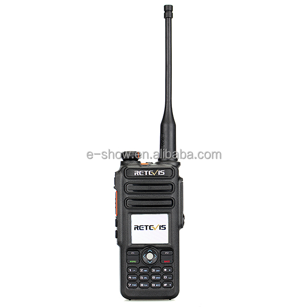 Radio ham IP67 Waterproof GPS Dual Band DMR radio ham Retevis RT82 MD-2017