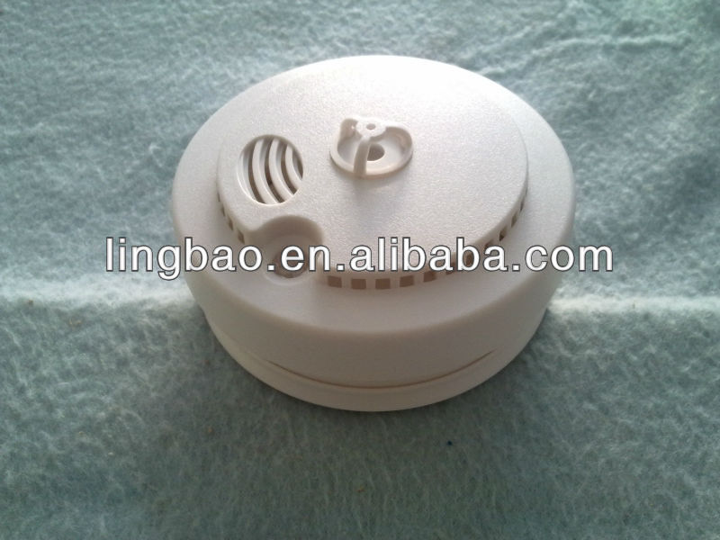 High-sensitive conventional cigarette smoke alarm, photoelectric type