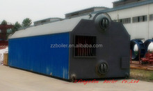 Class A coal fired steam boiler with pressure gauage