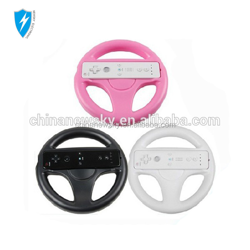 controller steering wheel for wii