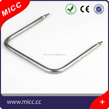 MICC U Shape Stainless Steel Electric Tubular Heater