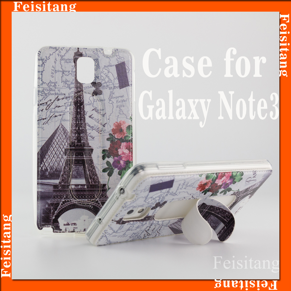 Custom case for Samsung galaxy note3, Coloured Drawing mobile phone cover for Galaxy n9005