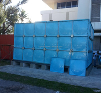 lower price grp/frp water tank panel for SMC water storage tank