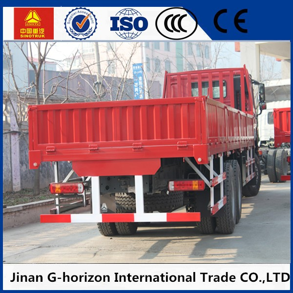 SINOTRUK HOWO 6x4 lorry truck 25tons cargo truck made in china