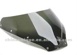 universal integrated headlight covers for motorcycle