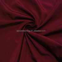 QY-S1118 75D polyester fabric weft twist fake memory fabric 100 polyester microfiber fabric price per yard