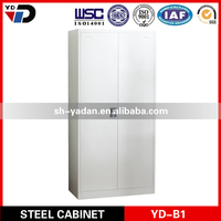 Double door modern design cheap office storage steel godrej cupboard office furniture,school filing furniture