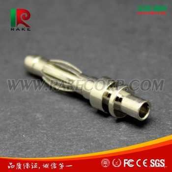 Nickel Plated 4mm Banana Connector Plug for Rc Battery ESC Rc Model