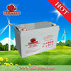 Latest hotsale 12v 100ah solar battery pack tubular battery 24v 100ah battery BPD12-100