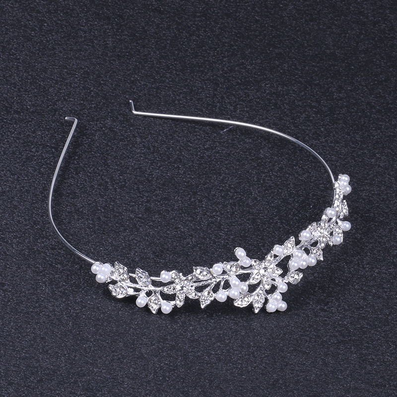 New china products for sale crystal flower crown tiaras ,h0tpk diamond wedding crowns for sale