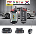 Original Magicar 103AS car alarm security system LCD remote with starter