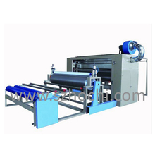 CE Sound Absorption Plc Flame Laminating Machine