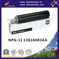 (CS-CNPG11) toner laser cartridge for Canon NPG-11 NPG11 NPG 11 NP6012 6112 6212 6312 6512 6612 7120 7130 1382A003AA bk 5.3k