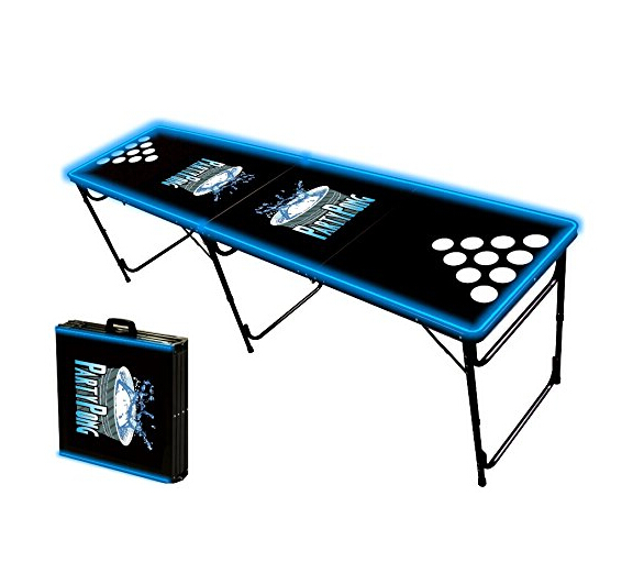 Beer Pong sets | Las Vegas Beer Pong Table with pre drilled cup holes-eastony