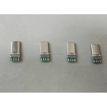 High Quality Micro Female To Type-c Mmale Type-C Stamping A Usb 2.0 Type C Adaptor Convertor