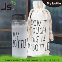 Korea Hot Sale Plastic & Tritan 500ml Custom My Bottle With Bags
