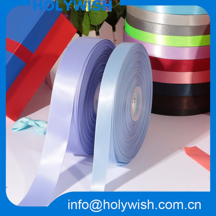 Holywish custom printed ribbon for gift packaging
