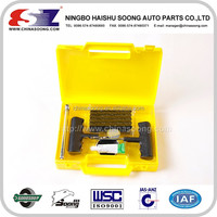 Hand Tool tubeless tyre repair kit for car
