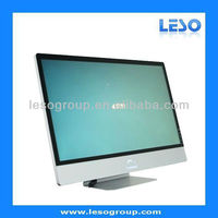 Cheap led monitor 21.5 inch wide screen LED monitor full metal cover