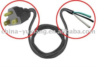 UL power cord plug