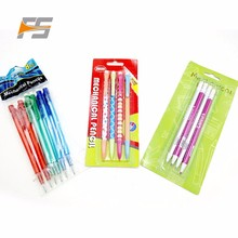 OEM ODM Available Children Stationery Free Sample Custom Plastic Mechanical Pencil
